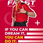 Kenaikan Biaya Pendaftaran Sekolah Pramugari FAAST Penerbangan Rp. 250.000