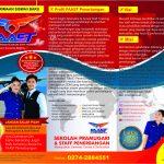 Brosur Sekolah Pramugari FAAST Penerbangan