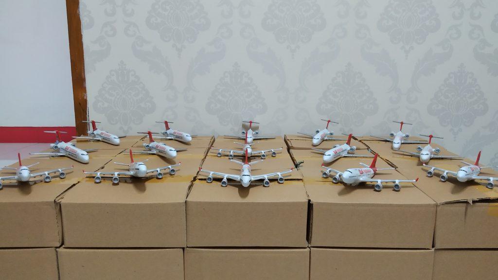Jual Miniatur Pesawat Murah Jogja