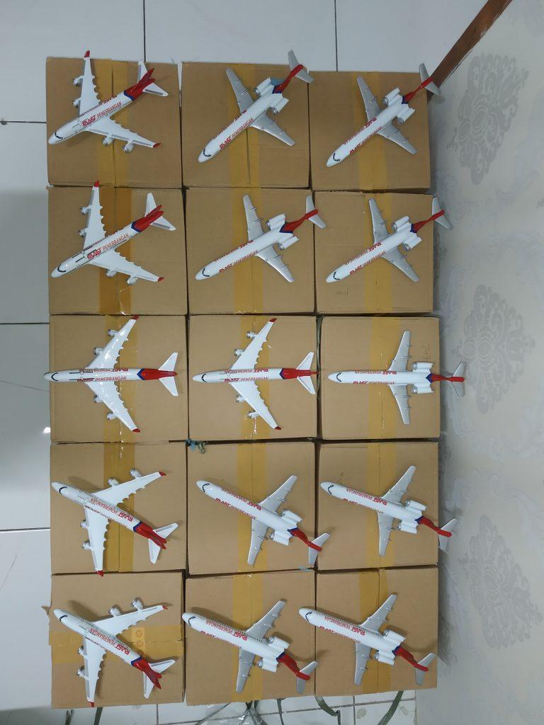Minatur Pesawat FAAST Penerbangan