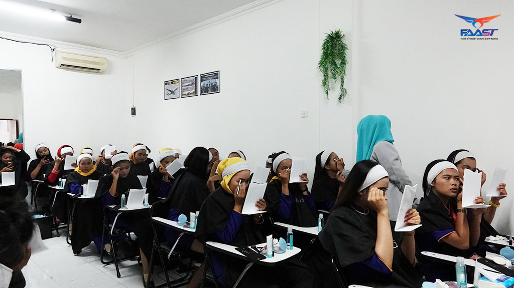 Beauty Class FAAST Penerbangan Kelas November 2019 4