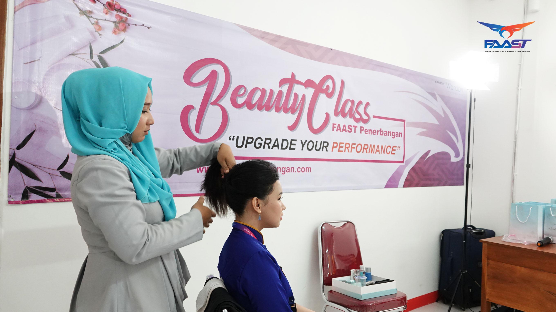 Beauty Class FAAST Penerbangan Kelas November 2019 2