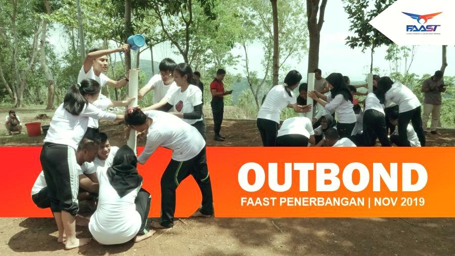 Outbond Sekolah Pramugari FAAST Penerbangan November 2019 2-01