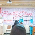 Kegiatan Beauty Class FAAST Penerbangan Angkatan November 2020