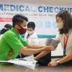 Medical Checkup FAAST Penerbangan Angkatan November 2020